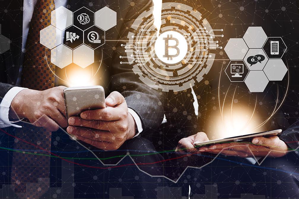 Krypto-Bitcoin-kayrieck